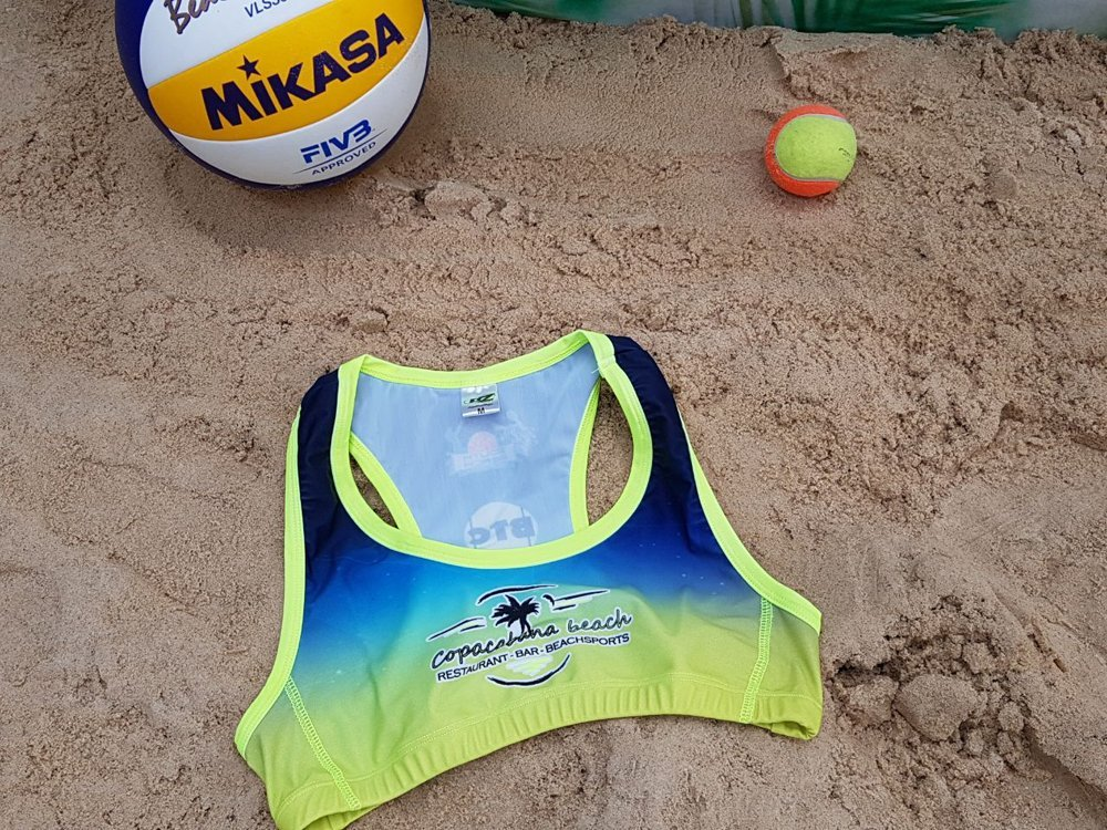 top beach volley