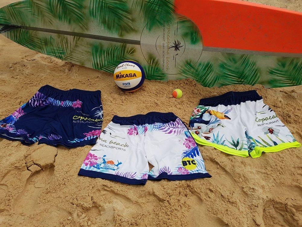 pantaloncini beach volley uomo