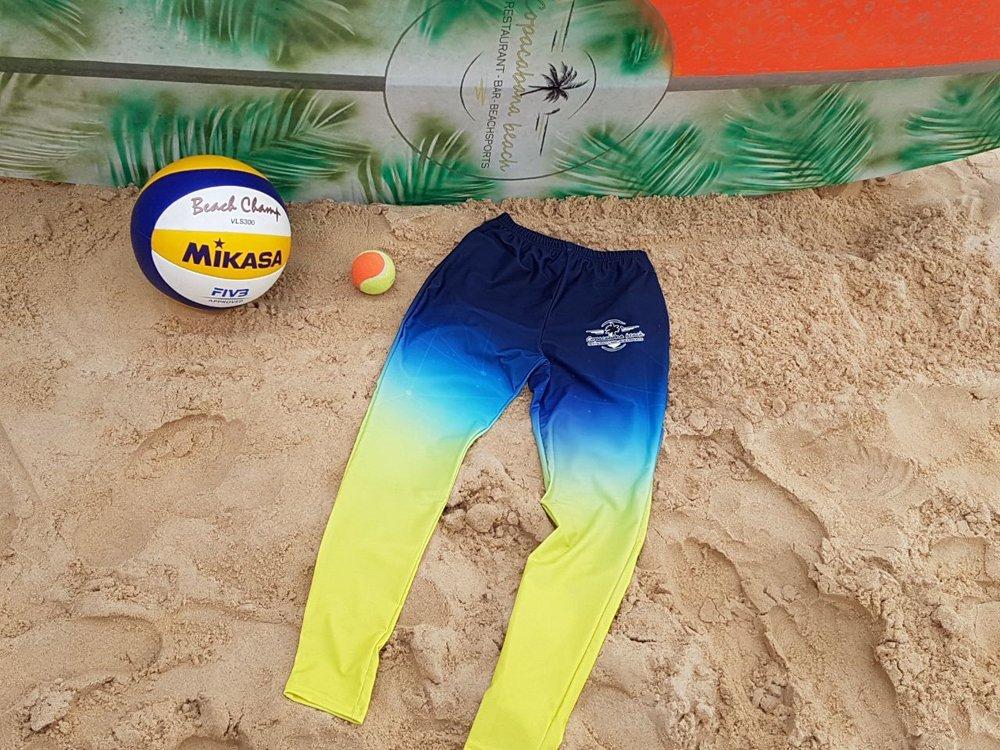leggings beach volley