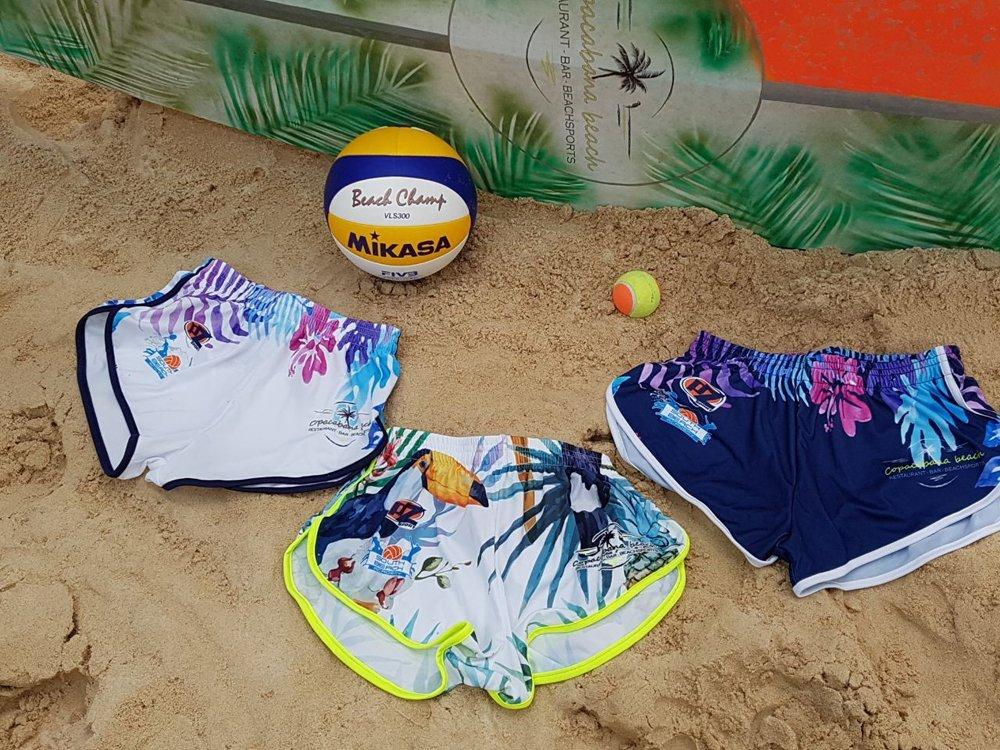 abbigliamento sportivo beach volley