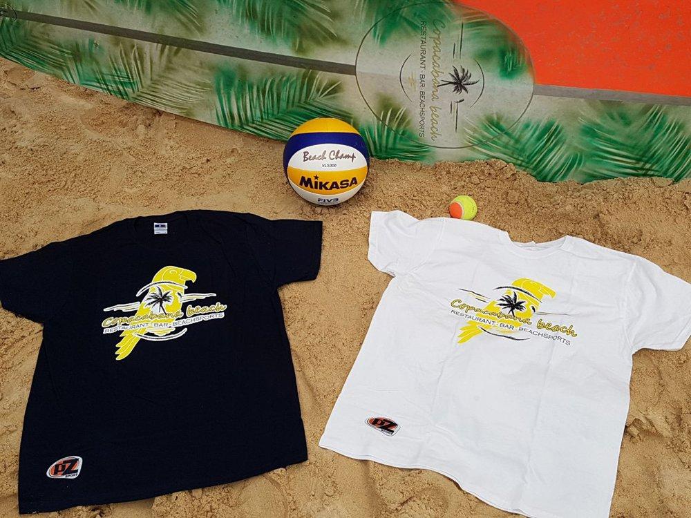 magliette beach volley