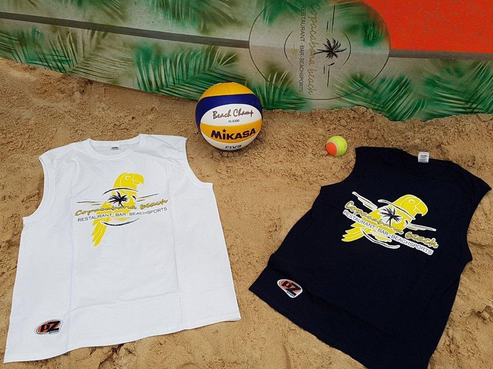 canotte beach volley