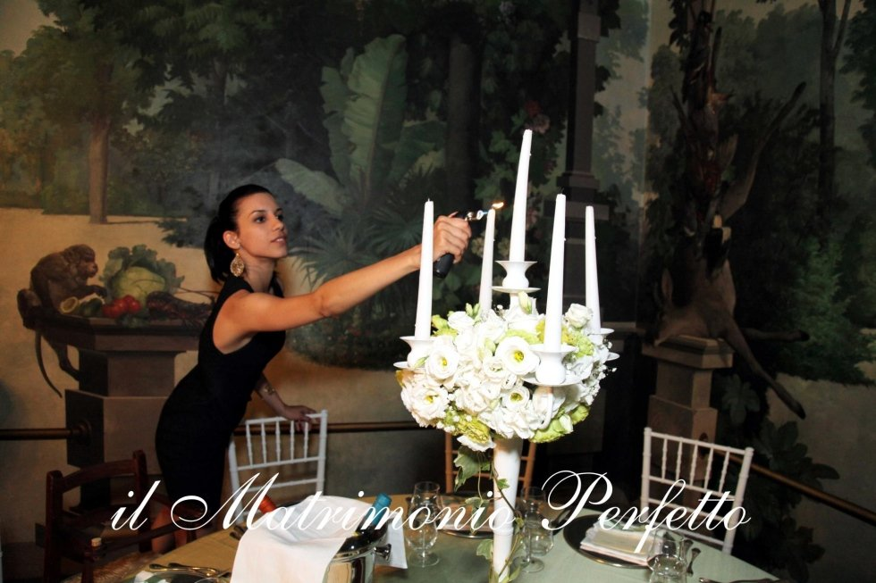 wedding candlestick
