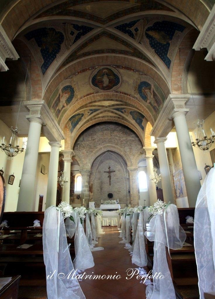 Civil and religious wedding ceremonies