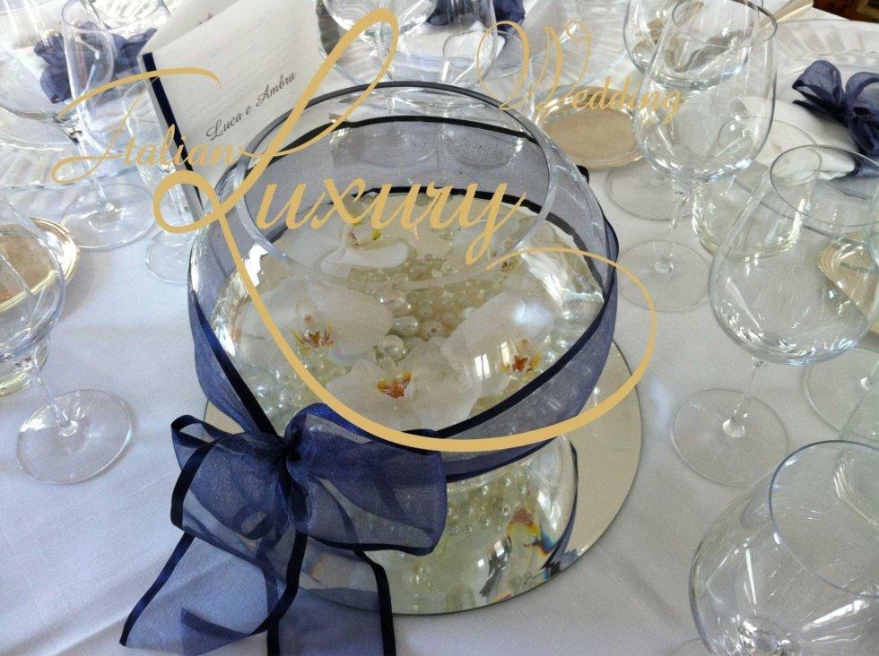 wedding centerpieces orchid