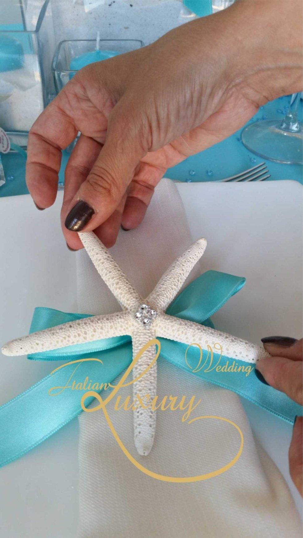 wedding centerpieces sea