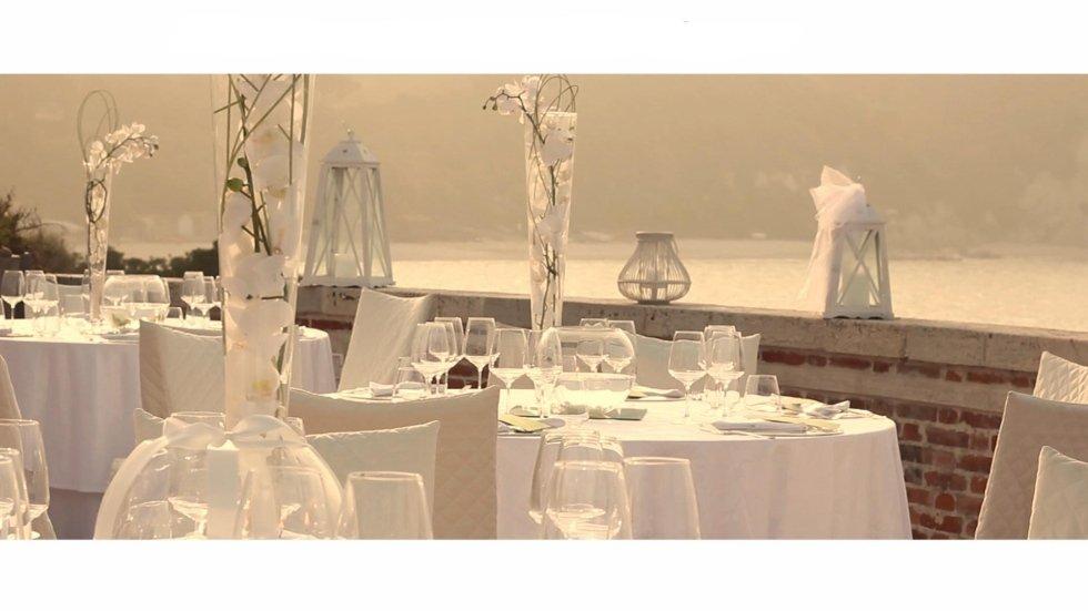 wedding decorations white