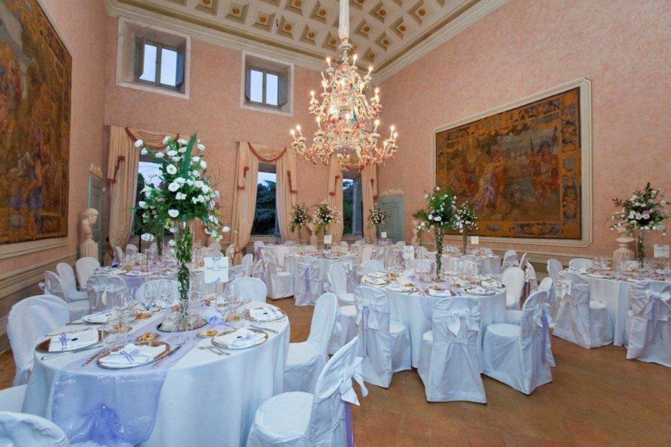 allestimento matrimonio - wedding luxury decorartions
