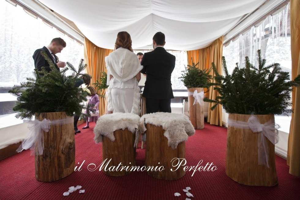 cerimonie civili Civil and religious wedding ceremonies