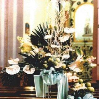 allestimenti floreali chiese