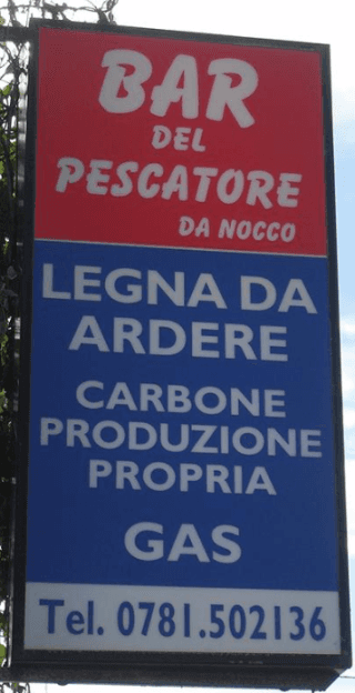 Legna da Ardere Nocco Angelo Portoscuso