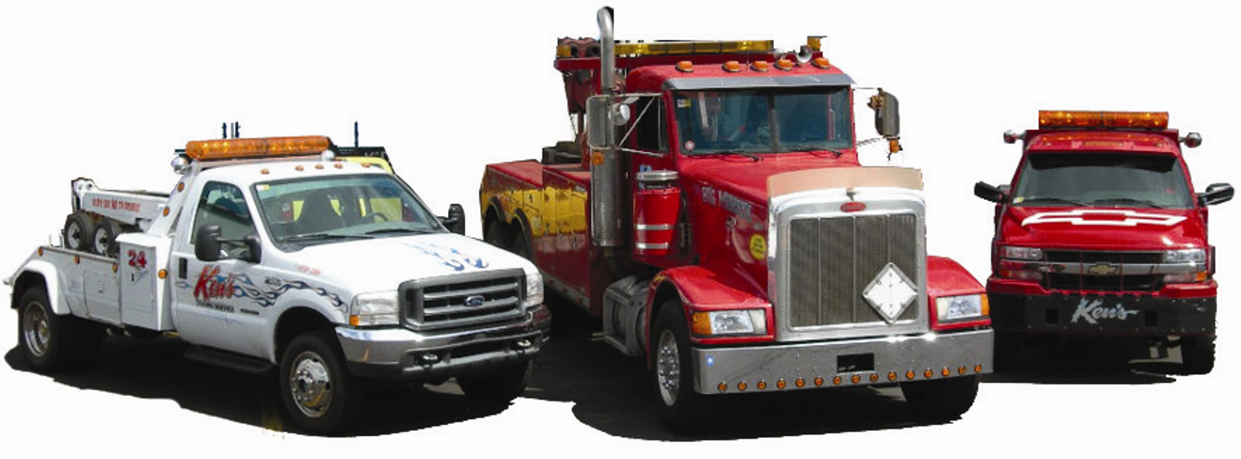 Used car parts and towing Hilo, HI - Ken\'s Towing