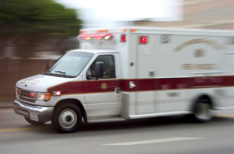 Accident in Forsyth County Leaves Man Seriously Injured