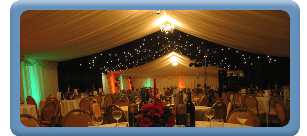 perfect marquee