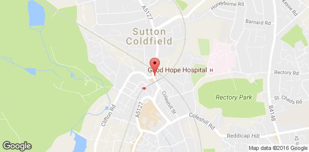 Renovations - Aldridge, Mill Green, Reddicap Heath - S & G Construction - map