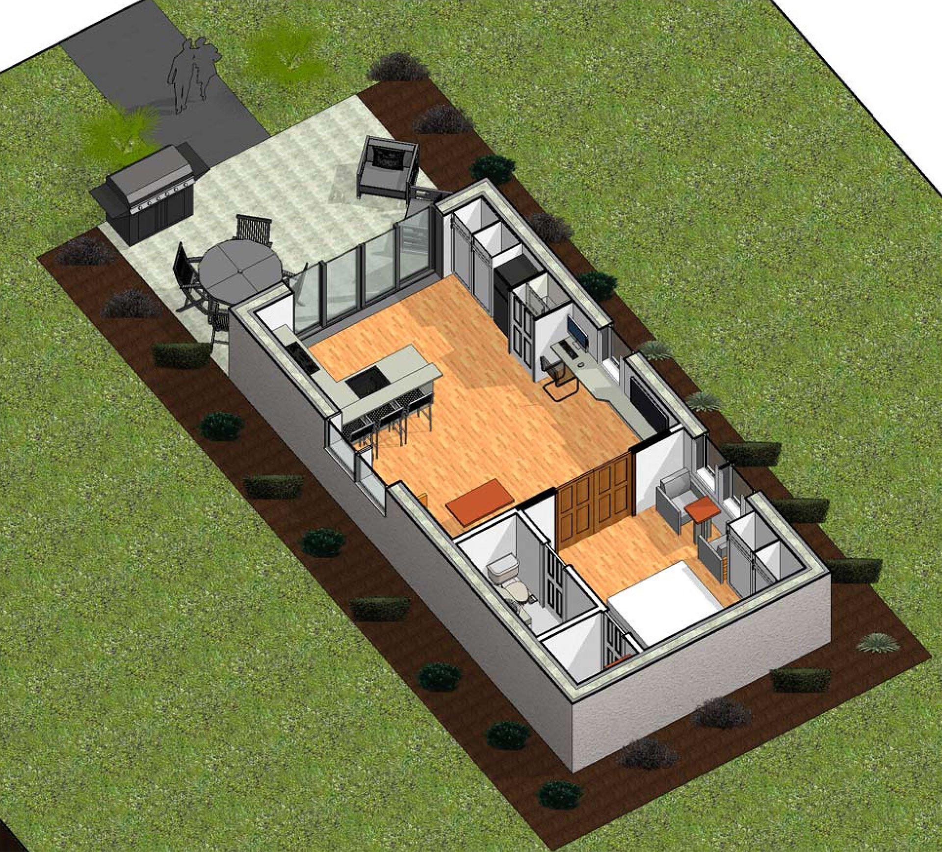 Leigh Overland Architect LLC