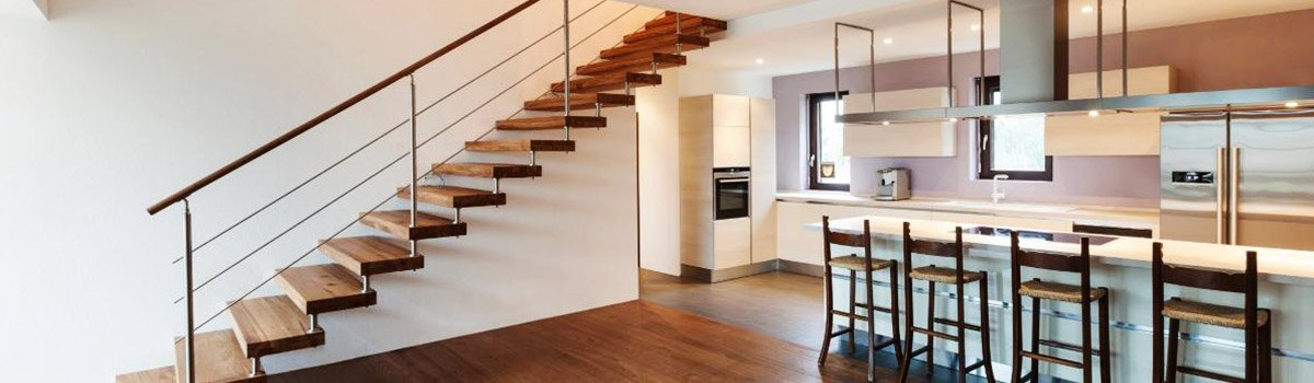 hine constructions modern room staircase