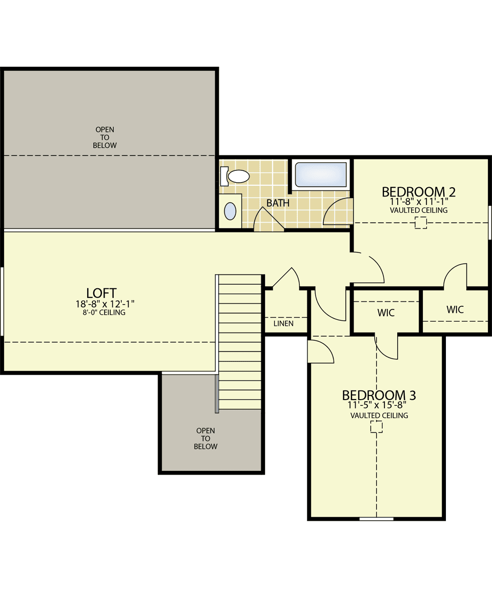 New Home Plan