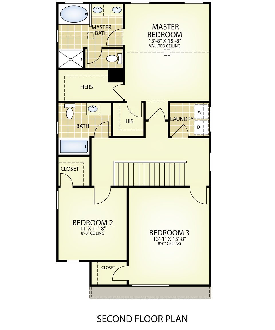 100 Multi Level Home Floor Plans One Story House