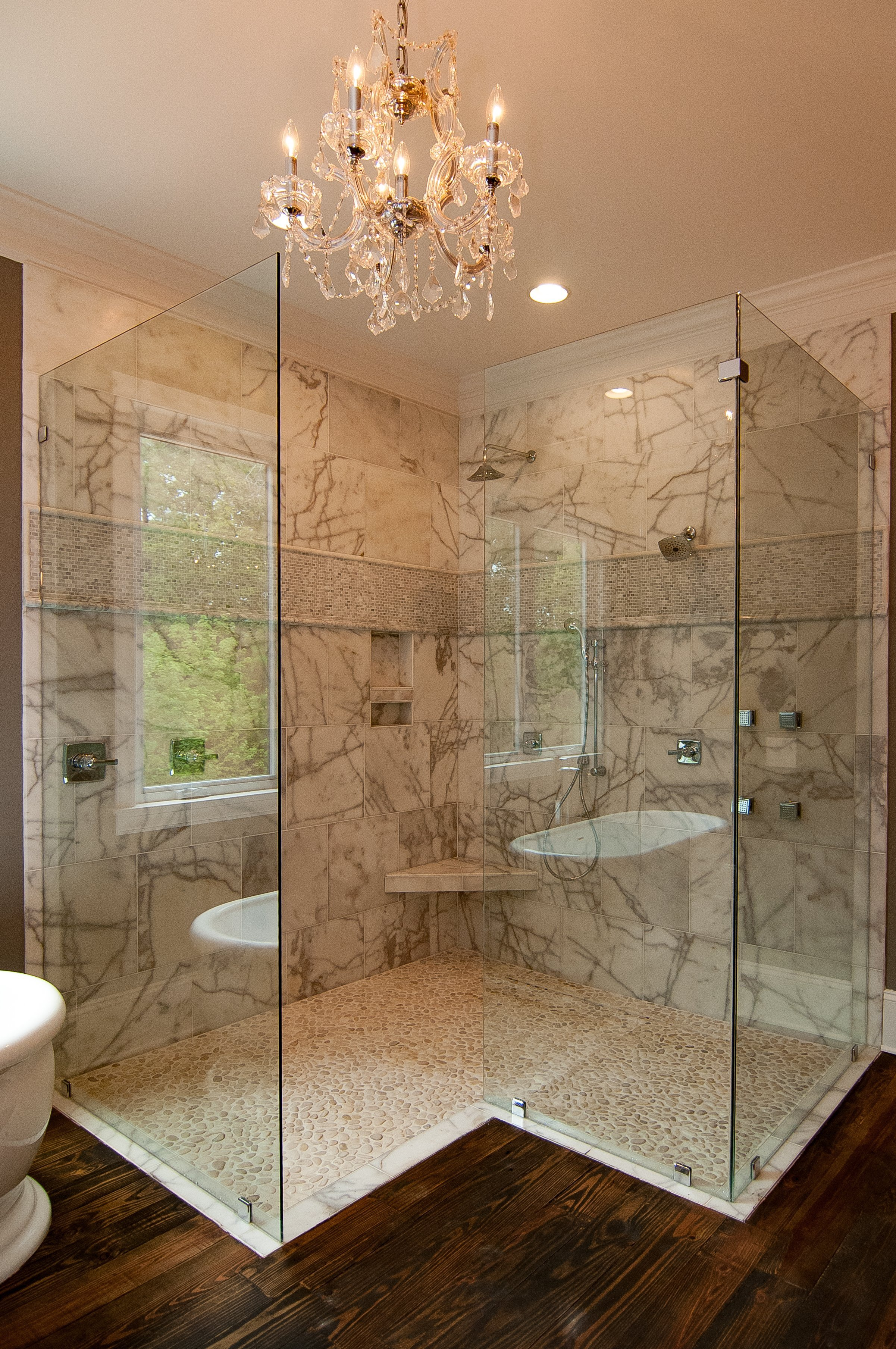 Bathrooms Gallery of New Homes in Columbia
