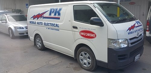 pk mobile electrical service mobile car repairs beverly