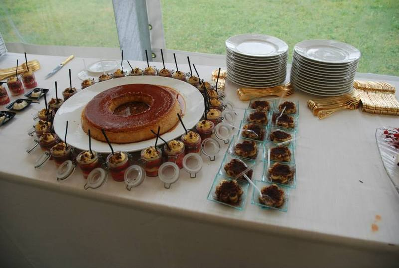 buffet per eventi e cerimonie