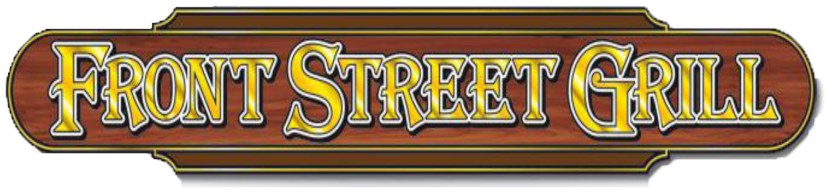 Front Street Grill Coupeville Washington Logo