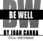 Be Well by Joan Carra