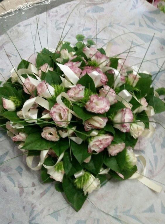 Composizione bouquet sposa