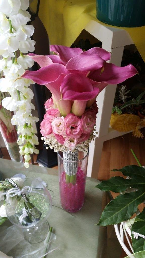 Composizione floreali, centro tavola
