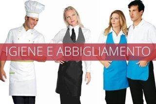 abbigliamento per ristoranti
