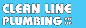 clean line plumbing pty ltd business logo