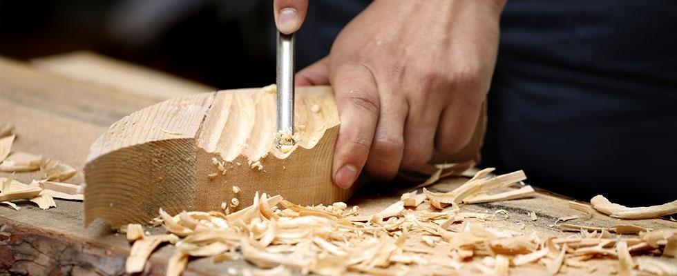 creazione mobili in legno