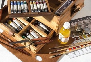 vendita materiali per pittori