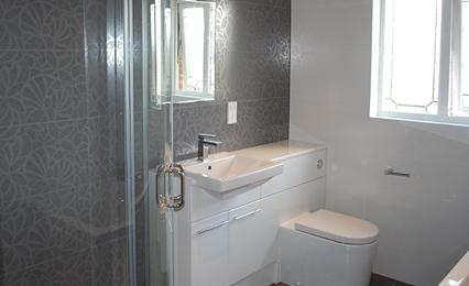 Bathroom fitting installations