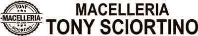 MACELLERIA TONY SCIORTINO - LOGO