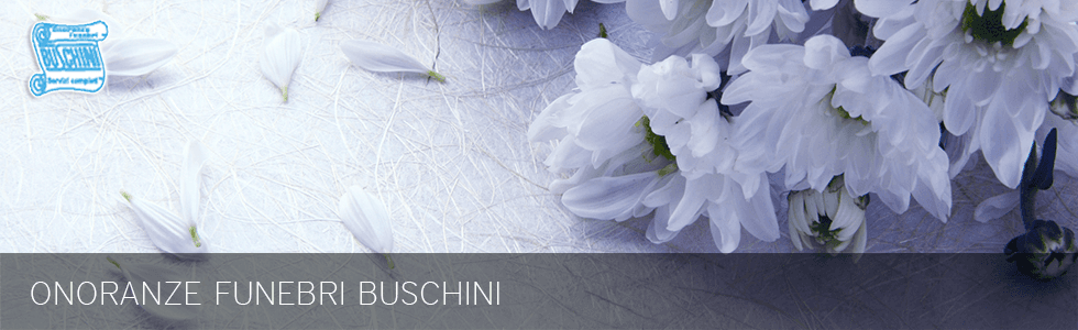 Onoranze Funebri Buschini