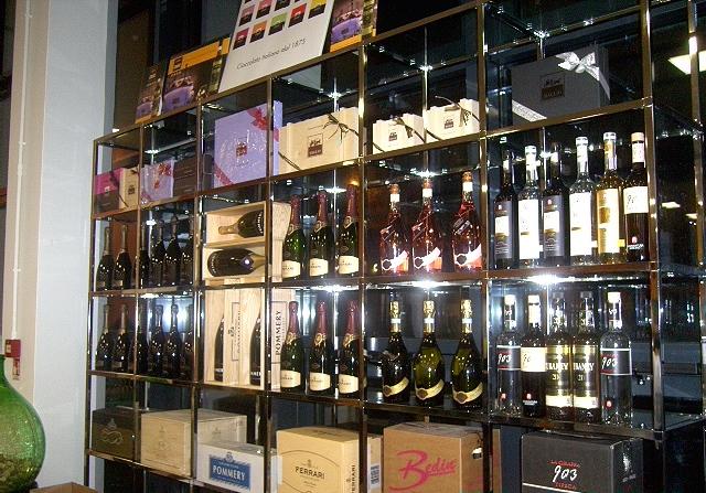 Scaffali per Vino