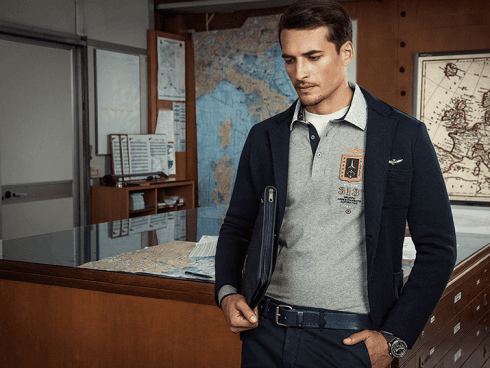 sportswear uomo