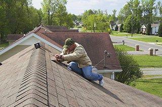 Roof repair Trumbull, CT