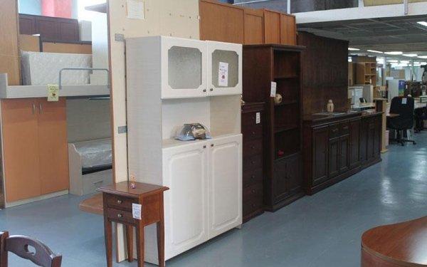 mobili per cucina usati