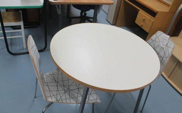 tavolo circolare