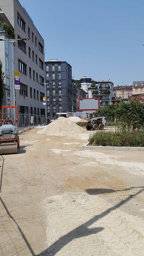 Opere di urbanizzazione a Milano e in Lombardia