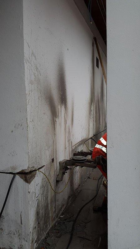 SANTAMBROGIO SRL a Milano - Demolizioni