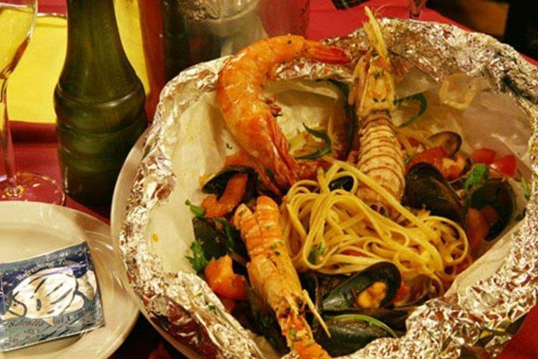 ristorante la Brasserie de la Rionda