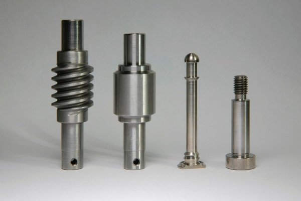 High-strength steels: HSX 110 - 130 HSX - Z12 Tempered steels: ETG 88 ETG 100, 39NiCrMo3 - 42CrMo4 Case-hardened steels: ESP 65 - 16CrNi4, 18NiCrMo5, 20MnCrS5Pb etc.