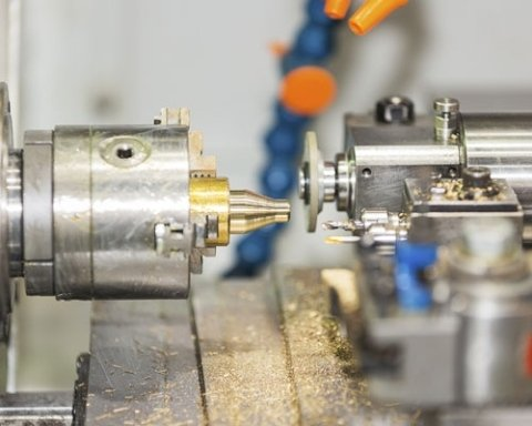 Automatische Einspindel-Drehmaschinen