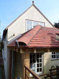 property extension roof