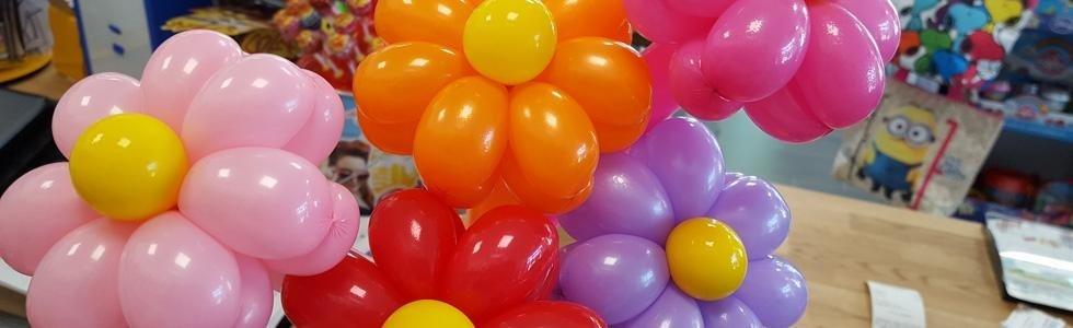Palloni per festeggiamenti