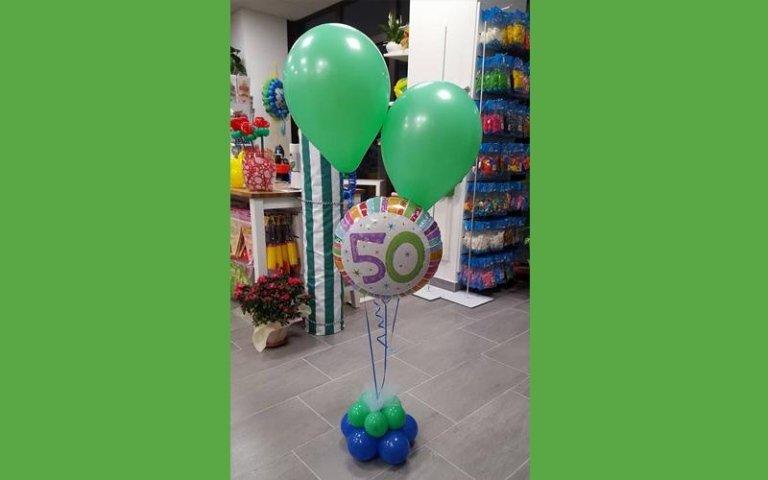 Palloncini per compleanni e feste